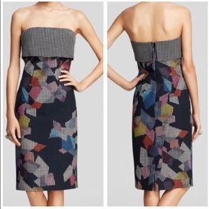 TRINA TURK Daja Strapless Dress